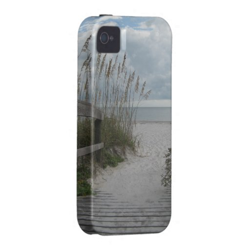 Florida Beach Path Vibe iPhone 4 Cover