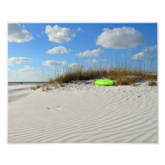 Florida beach photo art