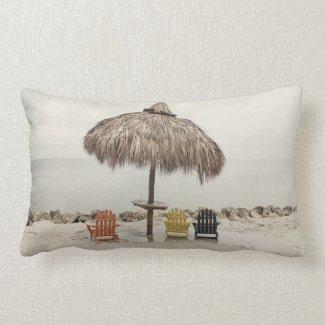 Florida Beach Pillow