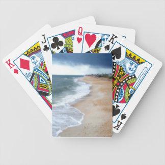 Florida Beach Playing Cards