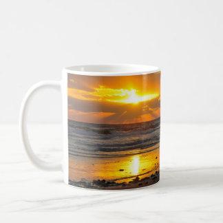 Florida Beach Scenic Sunrise Mug