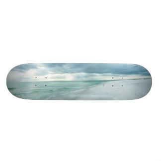 Florida Beach Skateboard Deck