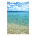 Florida Beach Stationery Paper