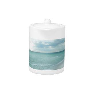 Florida Beach Teapot