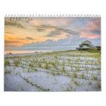 Florida Beaches Calendar