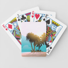 Florida Bicycle Playing Cards