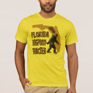 Florida Bigfoot Tracker T-Shirt