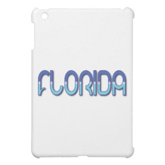 Florida - Blue Gradient iPad Mini Cases