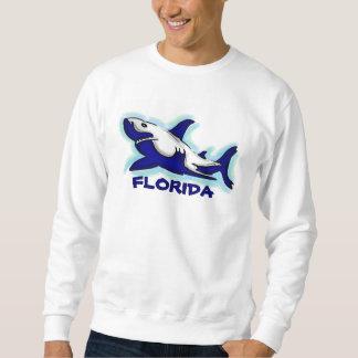 Florida blue shark theme unisex sweatshirt