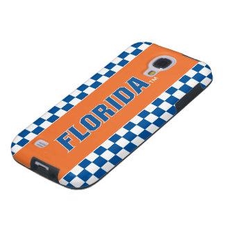 Florida - Blue & White