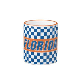 Florida - Blue & White Mugs
