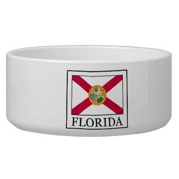 Beach Themed Florida Bowl