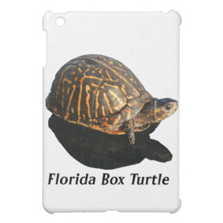 Florida Box turtle Photograph w Text Cover For The iPad Mini