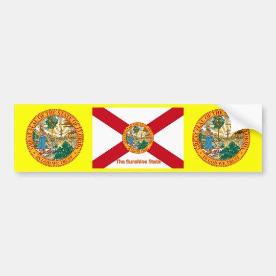 Florida Bumper Sticker