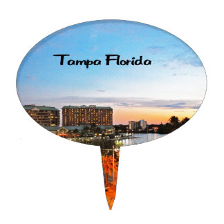 Florida Cake Topper