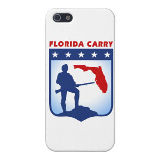 Florida Carry Gear Case For iPhone SE/5/5s