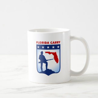 Florida Carry Gear Classic White Coffee Mug
