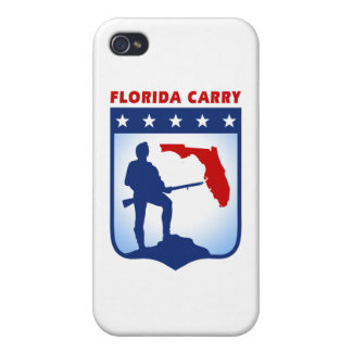 Florida Carry Gear iPhone 4/4S Cover