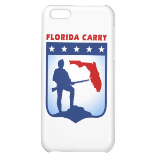 Florida Carry Gear iPhone 5C Cover