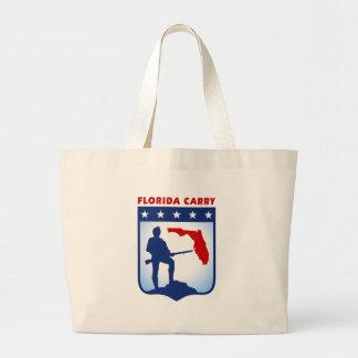 Florida Carry Gear Jumbo Tote Bag