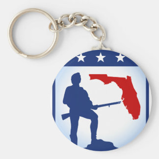 Florida Carry Gear Keychain