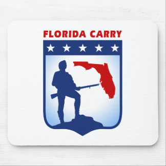 Florida Carry Gear Mouse Pad