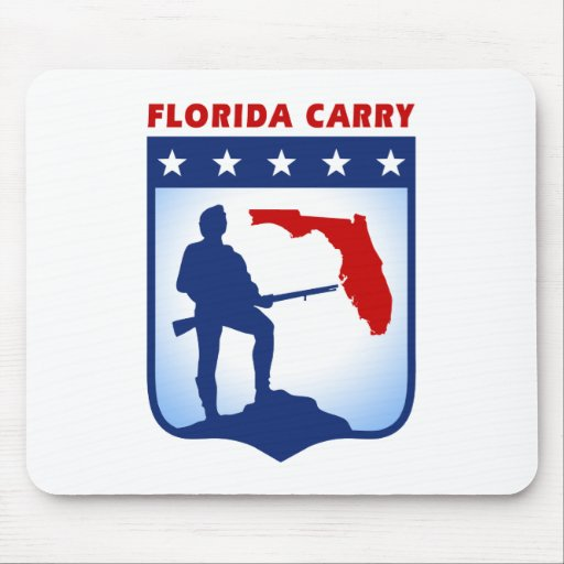 Florida Carry Gear Mousepads
