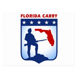 Florida Carry Gear Postcard