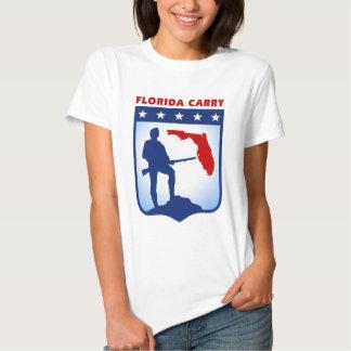 Florida Carry Gear Tee Shirt