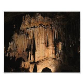 Florida cave 1 photo print