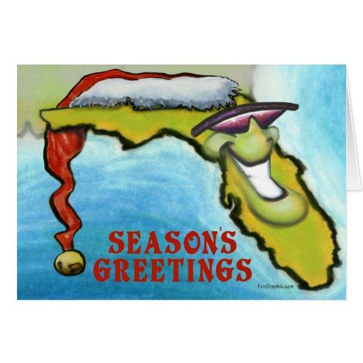 Florida Christmas Card