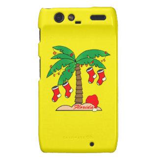 Florida Christmas Tree Motorola Droid RAZR Case