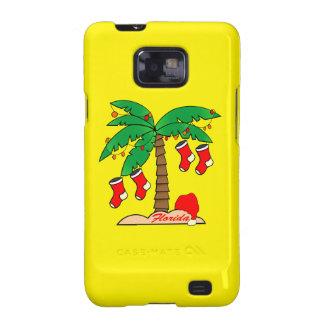 Florida Christmas Tree Samsung Galaxy S2 Cases