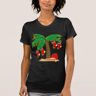 Florida Christmas Tree Tshirt
