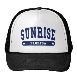 Florida College Style tee shirts Trucker Hat