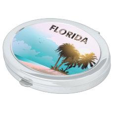 Florida Compact Mirror