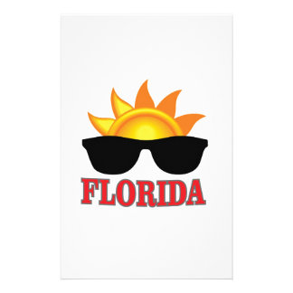 Florida cool stationery