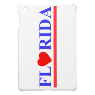 Florida corazón rojo