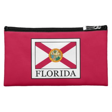 Beach Themed Florida Cosmetic Bag