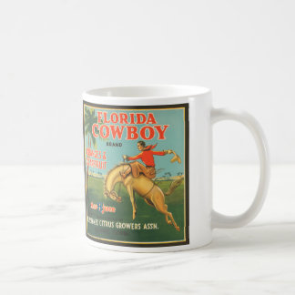 Florida Cowboy Coffee Mug