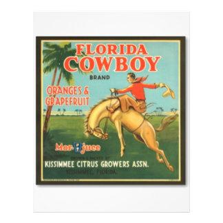 Florida Cowboy Flyer