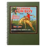 Florida Cowboy Note Books