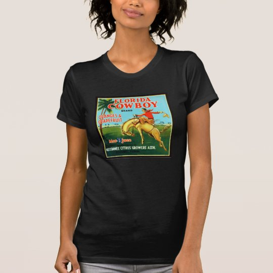 Florida Cowboy Oranges and Grapefruits T-Shirt