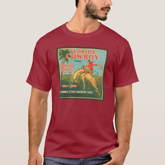 Florida Cowboy T-Shirt
