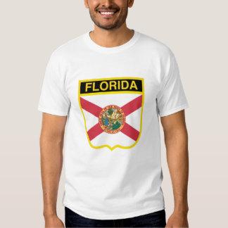 FLORIDA CREST TEE SHIRTS