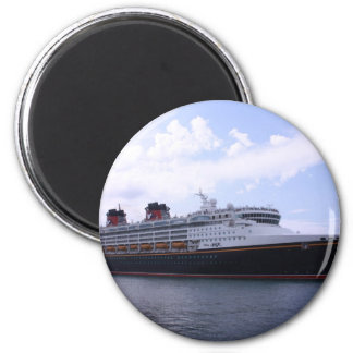 Florida Cruise 2 Inch Round Magnet