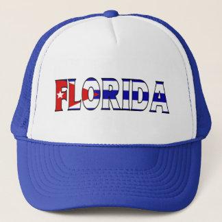 Florida - Cuba Trucker Trucker Hat