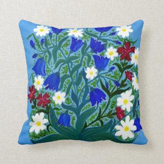 Florida cushion pillows
