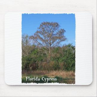 Florida Cypress Swamp Vertical Mouse Pad