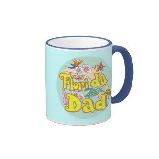Florida Dad Ringer Coffee Mug